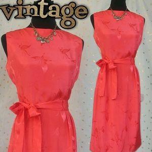 Casa cavanagh silk 1950's dress